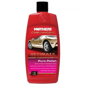 Mothers California Gold Pure Polish 1 Pre-Wax 473ml