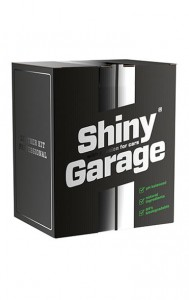 Shiny Garage Leather STRONG KIT Zestaw do skóry