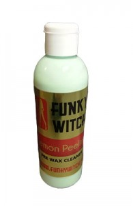 Funky Witch Lemon Peeling Pre Wax Cleaner 215ml