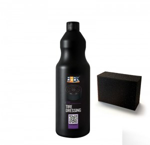 ADBL Tire Dressing 500ml GRATIS!