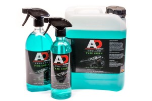 Autobrite Tyre Sheen 500ml Dressing do opon