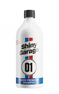 Shiny Garage Sleek&Bubbly Premium Car Bath 1000ml