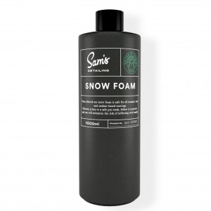 Sam's Detailing Snow Foam 1000ml