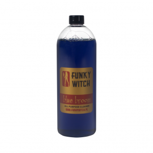 Funky Witch Blue Broom All Purpose Cleaner APC 500ml