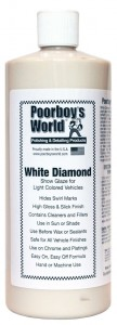 Poorboy's World White Diamond 946ml GRATISY!