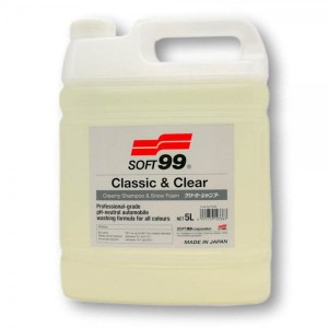 SOFT99 Classic & Clear Creamy Shampoo 5000ml