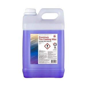 Binder Premium Tire Coating Wax 5000ml