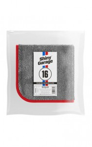 Shiny Garage Premium Finishing Cloth 600G Mikrofibra