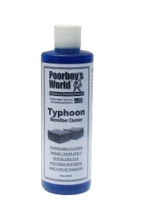 Poorboy's World Typhoon Microfiber Cleaner 118ml