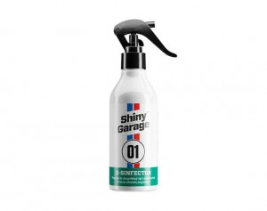 Shiny Garage D-sinfector 250ml Płyn do dezynfekcji