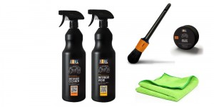 ADBL Interior WOW Cleaner KIT ZESTAW do wnętrza! GRATISY!