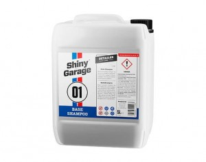 Shiny Garage BASE Car Shampoo 5000ml Szampon o neutralnym pH