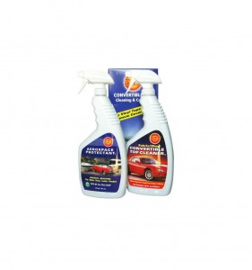 303 Top Cleaning & Care Vinyl Kit Zestaw
