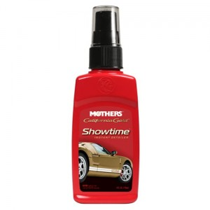 Mothers California Gold Showtime Instant Detailer 118ml