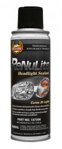Presta RenuLite Headlight Sealant UV 200ml