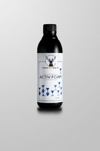 Daniel Washington Active Foam 500ml
