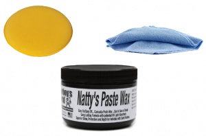Poorboy's World Natty's Black Paste Wax 227g GRATISY!