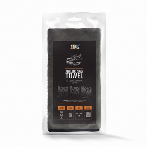 ADBL Mr. Gray Towel 60x40cm 600G/m2