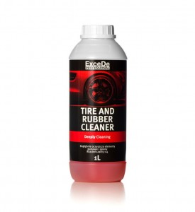 ExceDe Tire and Rubber Cleaner 1000ml