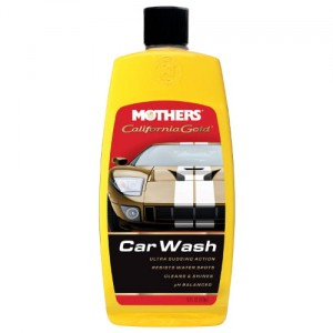 Mothers California Gold Car Wash 473ml
