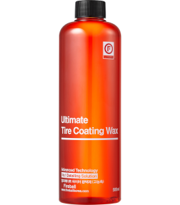 Fireball Ultimate Tire Coating Wax Red 500ml