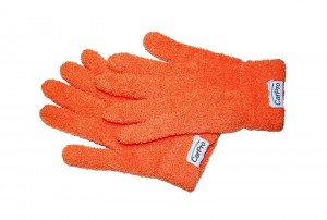 CarPro CQuartz Microfiber Gloves
