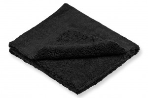 WaxPro NoLimit Plush Black Series 40x40cm 420gsm
