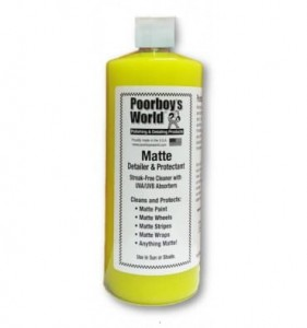 Poorboy's World Matte Cleaner & Protectant 946ml