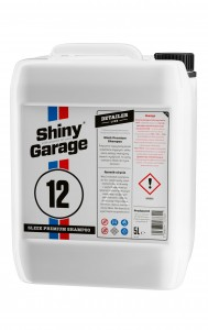 Shiny Garage Sleek&Bubbly Premium Car Bath 5000ml