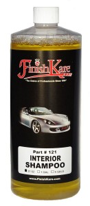 Finish Kare 121 Interior Shampoo 917ml
