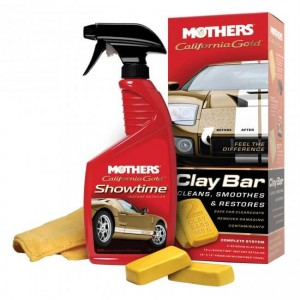 Mothers Clay Bar System Zestaw