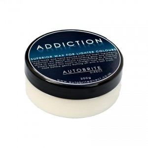 Autobrite Addiction Carnauba Paste Wax 200ml