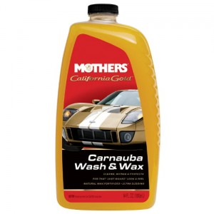 Mothers California Gold Carnauba Wash & Wax 1892ml