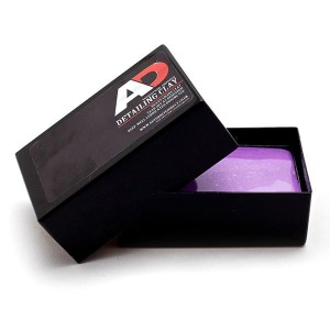 AutoBrite Purple Heavy Grade Elastic Clay Bar 200g