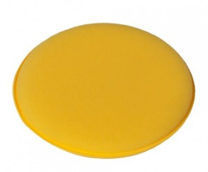 Shiny Garage Yellow Wax Applicator