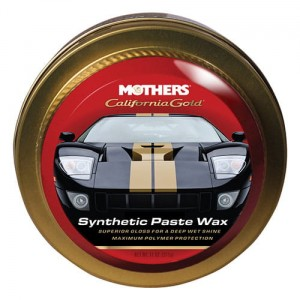 Mothers California Gold Synthetic Wax Paste 311g