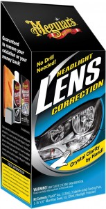 Meguiar's Headlight Lens Correction Zestaw