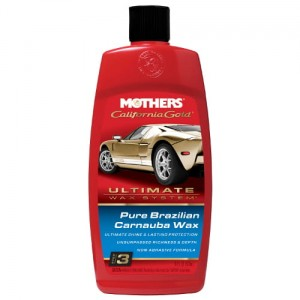 Mothers California Gold Pure Carnauba Wax 473ml