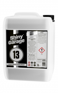 Shiny Garage Scan Inspection Spray 5000ml