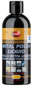 Autosol Metal Polish Liquid 250ml
