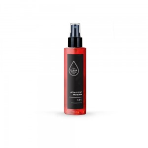 CleanTech Athletic Woman 200ml