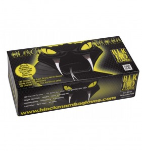 BLACK MAMBA Nitrile Gloves Rozmiar XL