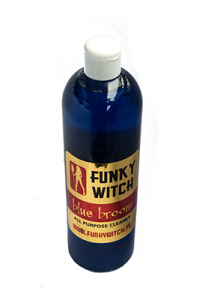 Funky Witch Blue Broom All Purpose Cleaner APC 215ml