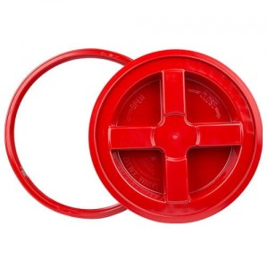 Chemical Guys Heavy Duty Seal Cover Red