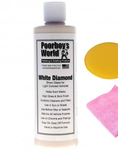 Poorboy's World White Diamond 473ml GRATISY!