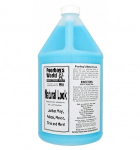 Poorboy's World Natural Look Dressing 3800ml