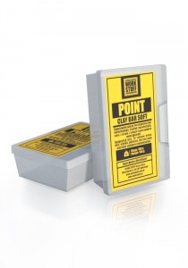 WORK Stuff POINT Soft Clay Bar 100g