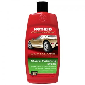 Mothers California Gold Micro-Polishing 2 Glaze 473ml