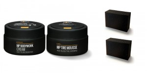 ADBL MP KIT Tire Mousse + Bodywork Cream