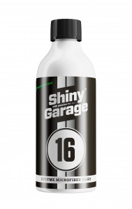 Shiny Garage Enzyme Microfiber Wash 500ml